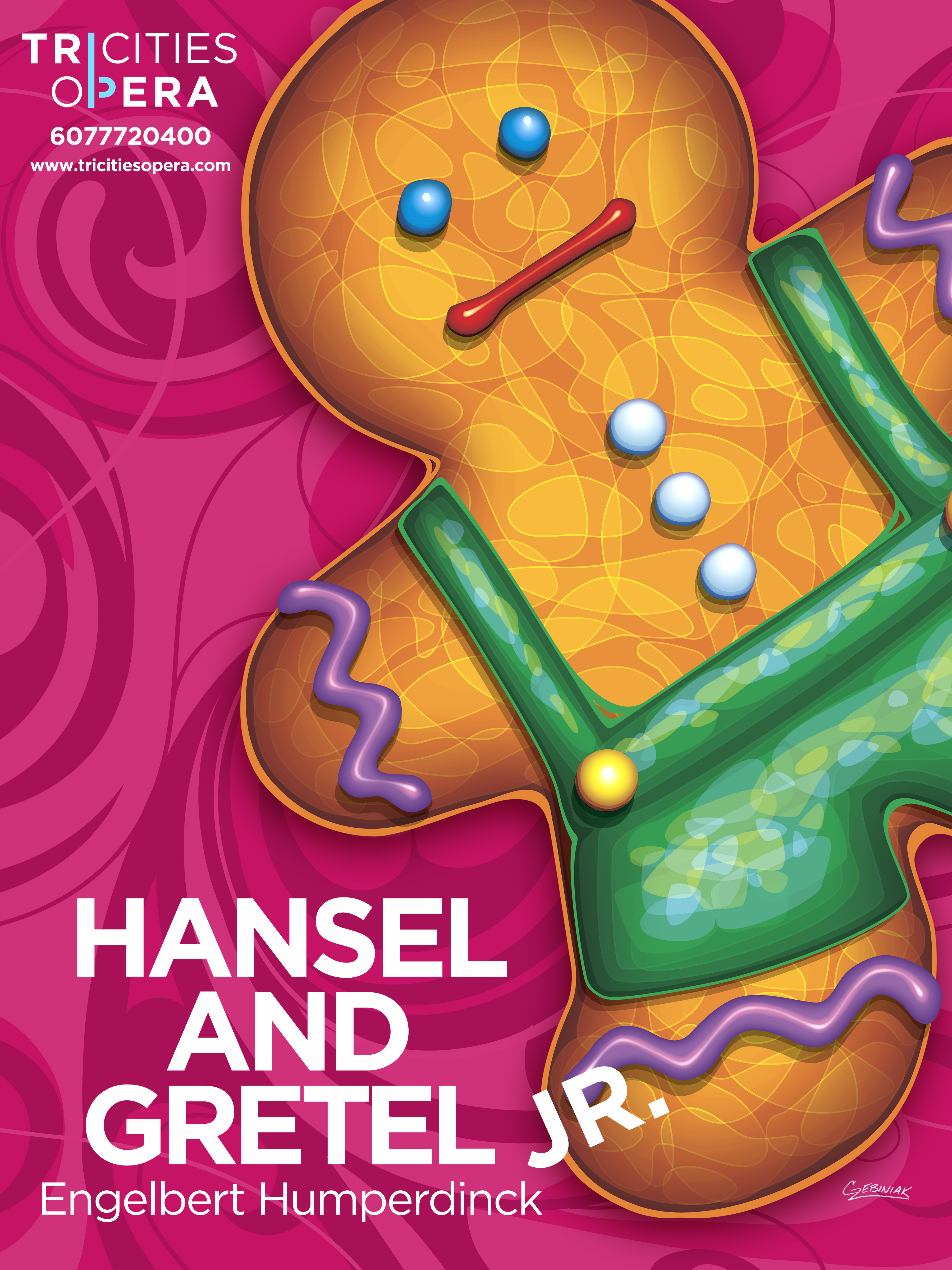 Hansel and Gretel Jr