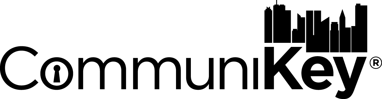 THe Communikey Black Logo