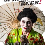 Opera and Beer Butterfly