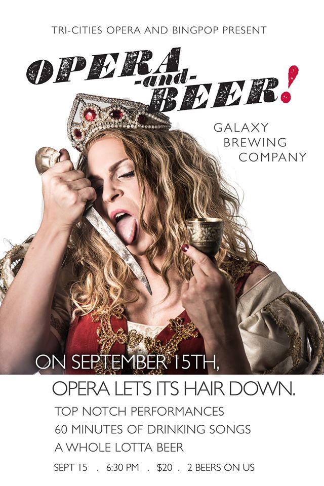 Opera and Beer Tosca