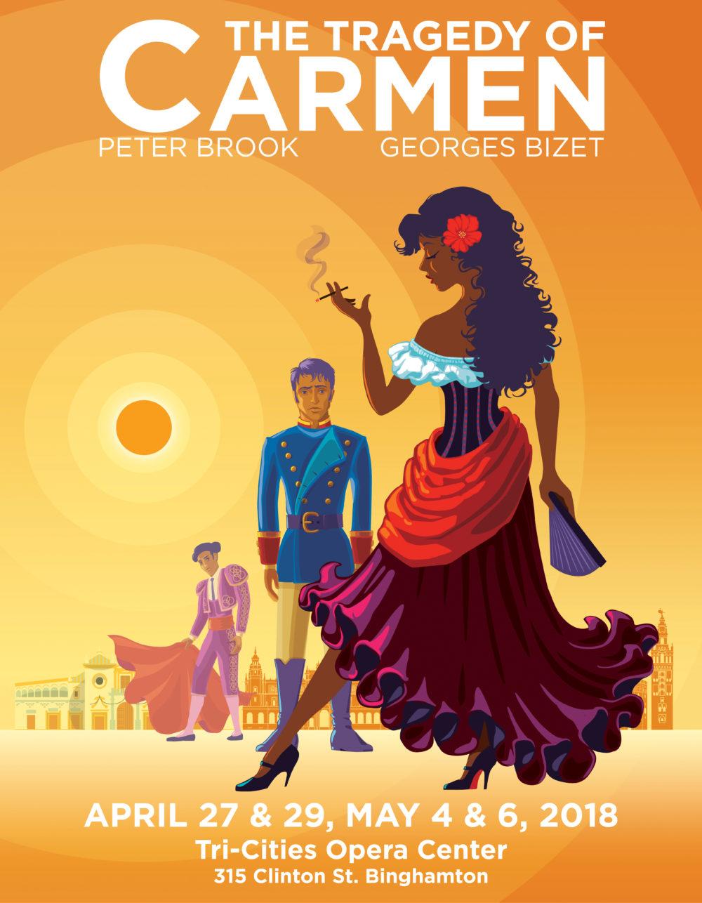 Carmen Concept Poster copy
