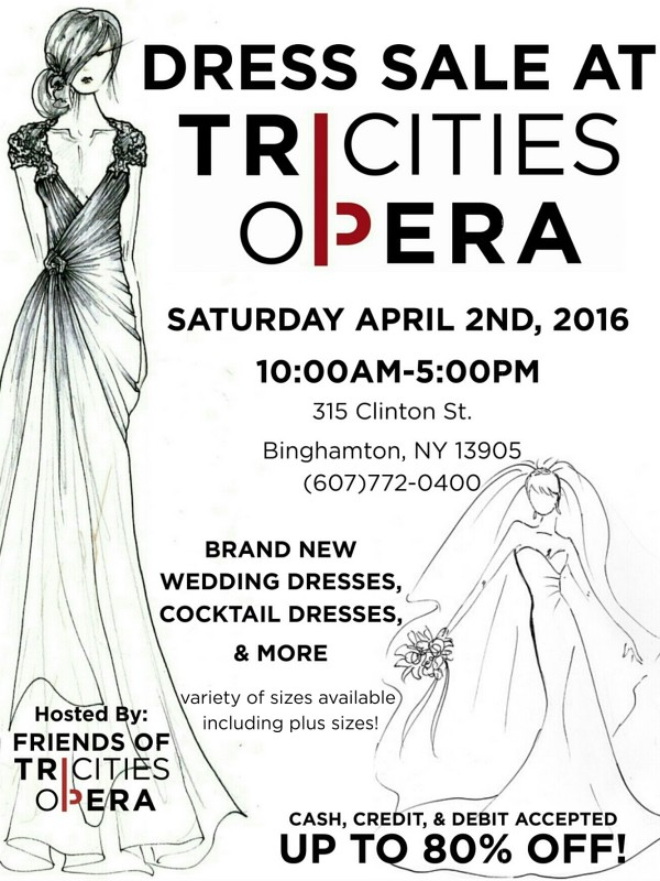 DRESS SALE POSTER!
