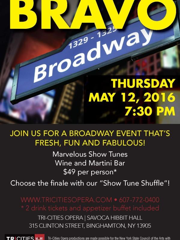 Bravo Broadway Sweeney Ad