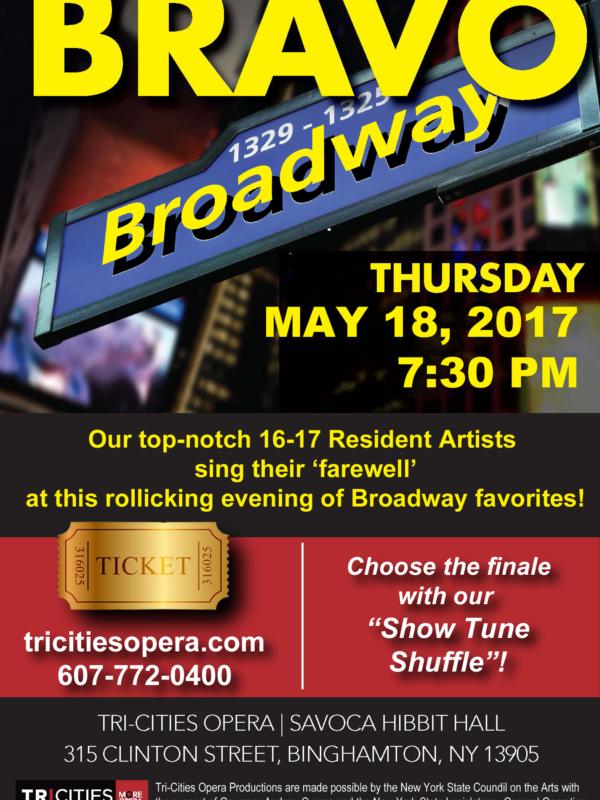 Bravo Broadway 2017 Full Page ad