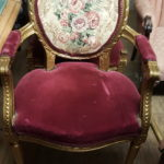 red-and-floral-armchair-x2
